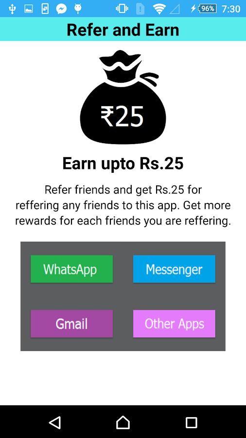 Earn Money to Paytm 2 APK Download - Android Entertainment Apps