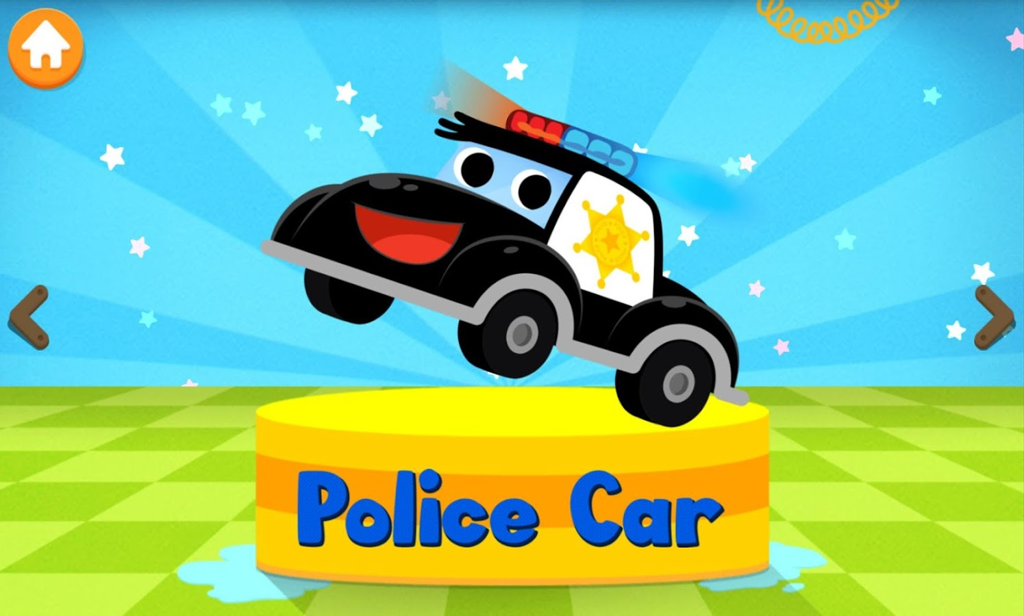 Pinkfong Car Town 14 Apk Download Android Education Apps