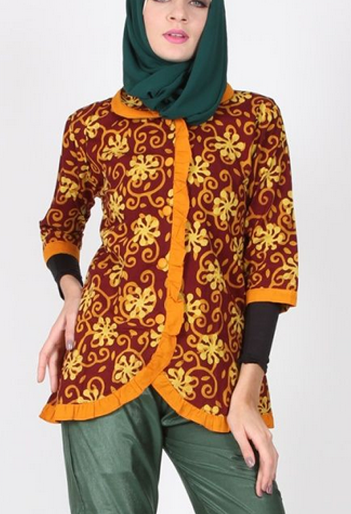 Model Baju Batik Muslim 10 APK Download  Android Lifestyle Apps