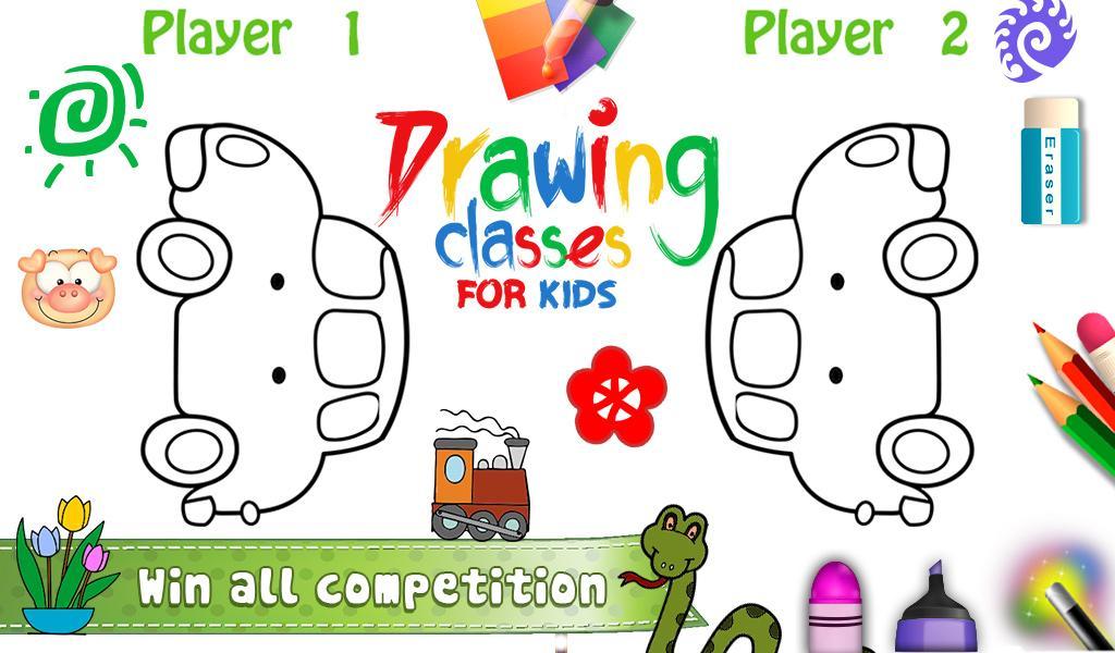 drawing classes for kids 1012 screenshot 12