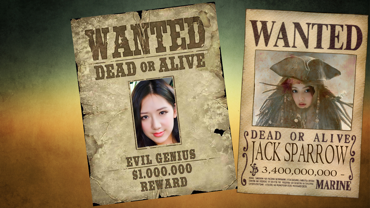 most wanted photo poster frame 172 screenshot 2 - Most Wanted Picture Frame