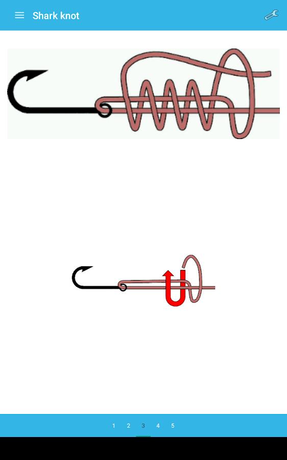 показать рыбацкие узлы