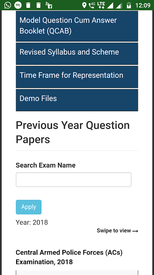 Indian UPSC previous question papers free download 2 0 APK Download
