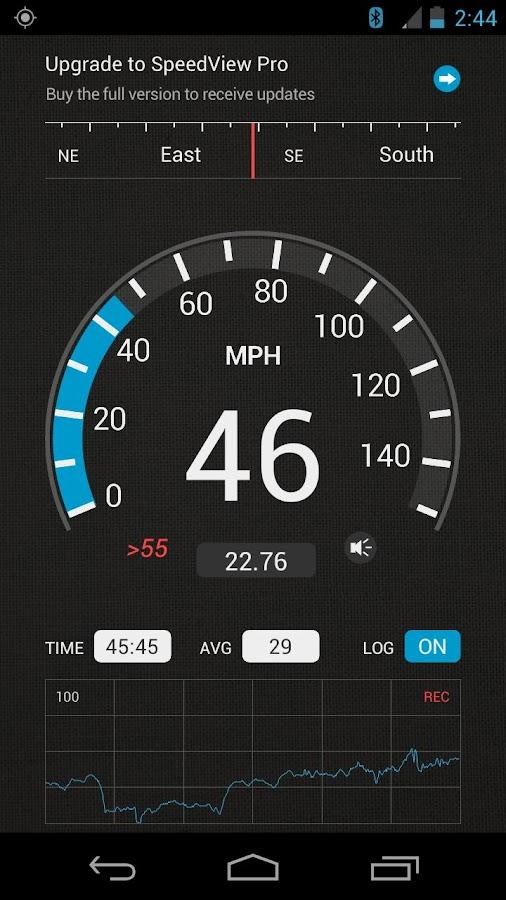 Speedview Gps Speedometer 3 5 0 Apk Download Android