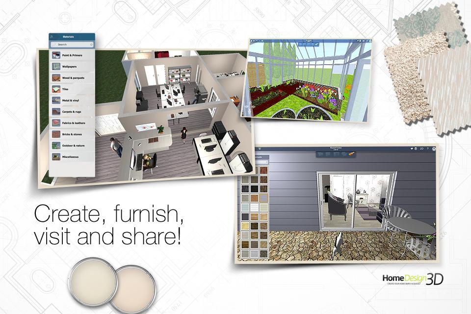 Home Design 3d 3 1 5 Screenshot 3