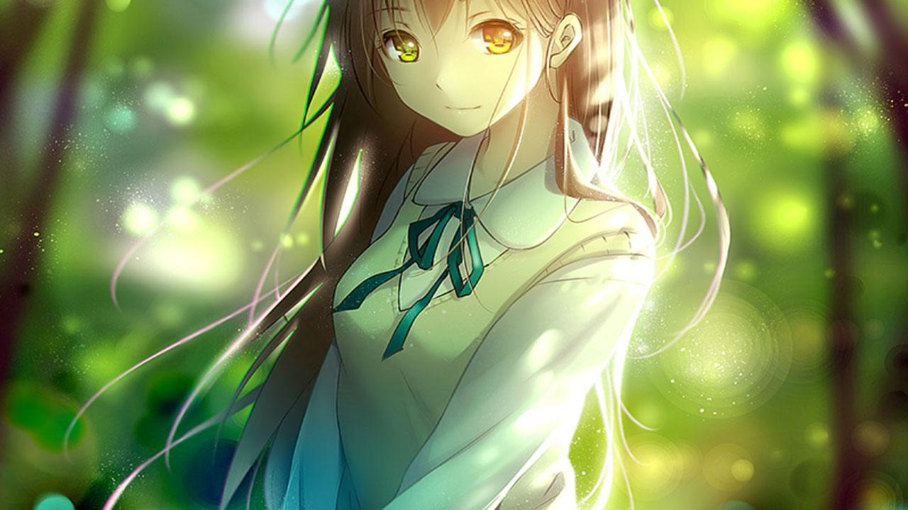 Anime girl wallpapers hd 3 1 apk download android comics - Anime girl full hd ...