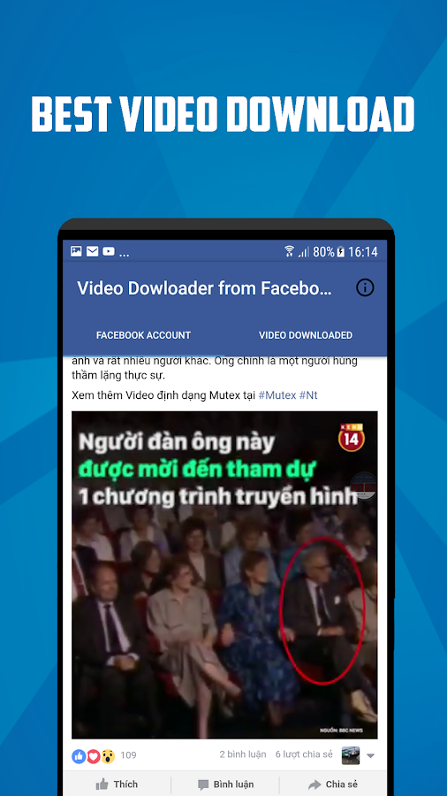 Facebook for android 1 9 7 apk download | APKPure for