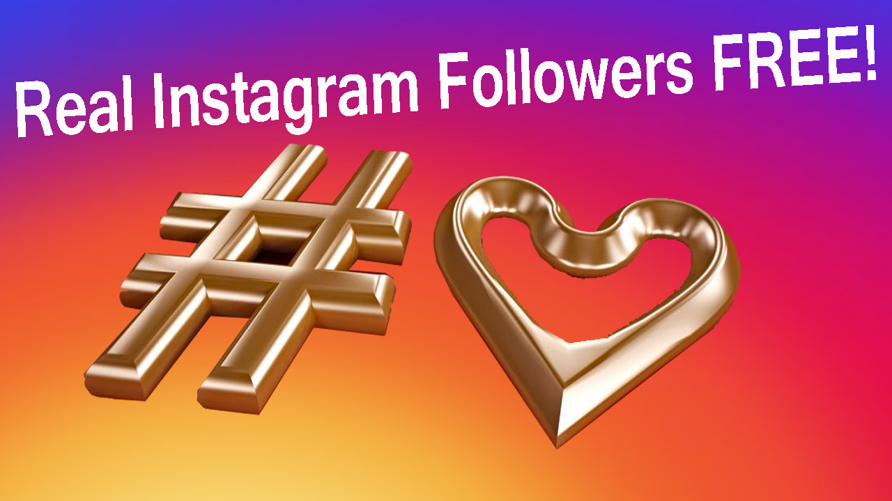 How to get instagram followers for free from buy instagram apps - Real Instagram Followers Free