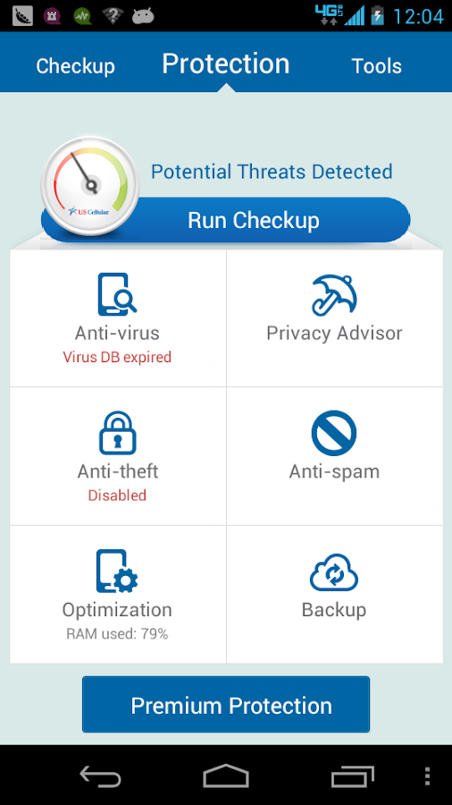 US Cellular MobileDataSecurity 6 6 16 40 APK Download - Android