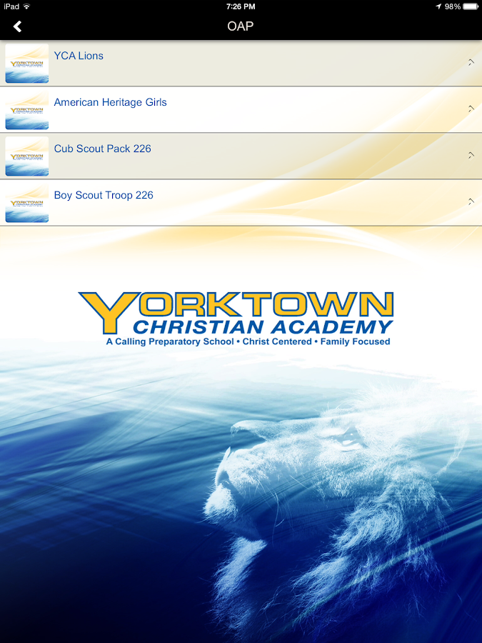 yorktown christian singles Waters edge is a multi-site church based in yorktown, va waters edge will change the way you think about church.