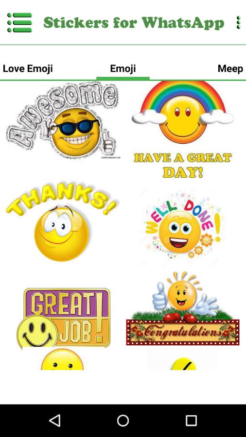 💣 Emoji whatsapp sticker maker apk | Mirror Emoji Keyboard