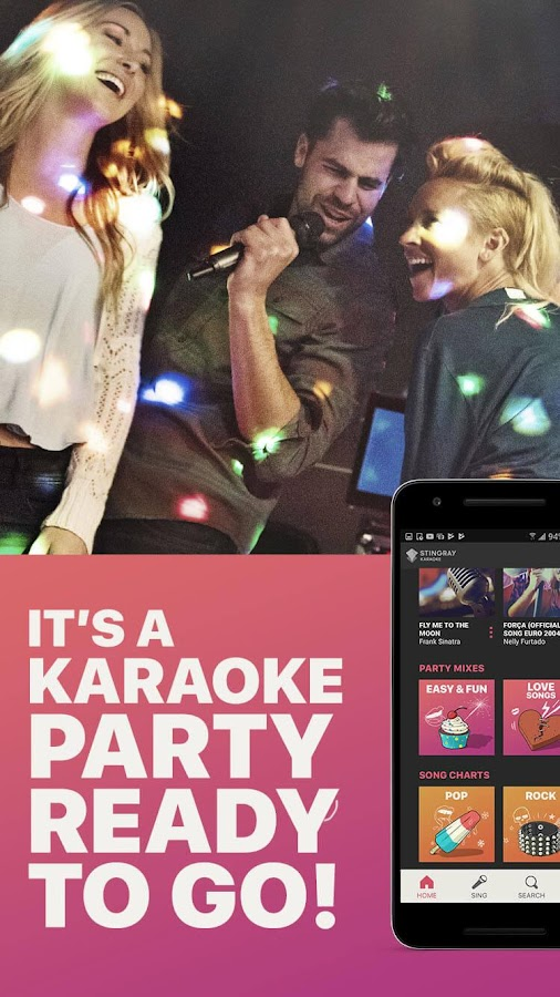 Stingray Karaoke 2 5 4 APK Download - Android Entertainment Apps