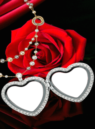 Love Locket Wallpaper : Locket Photo Frames 1.0 APK Download - Android Photography ...