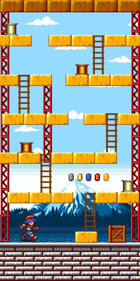Super Lode Runner Hero 1 9 APK Download - Android Adventure