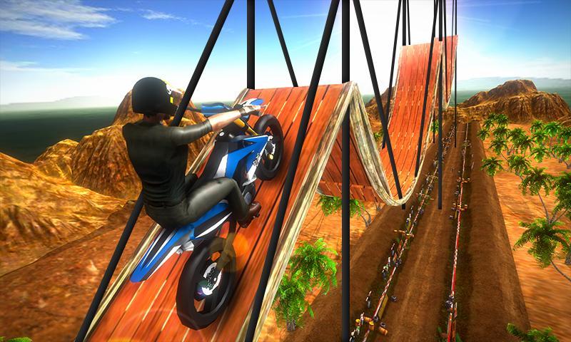 9f34dc9c3b5 Tricky Bike Stunt Master Rider 1.3 APK Download - Android Симуляторы ...