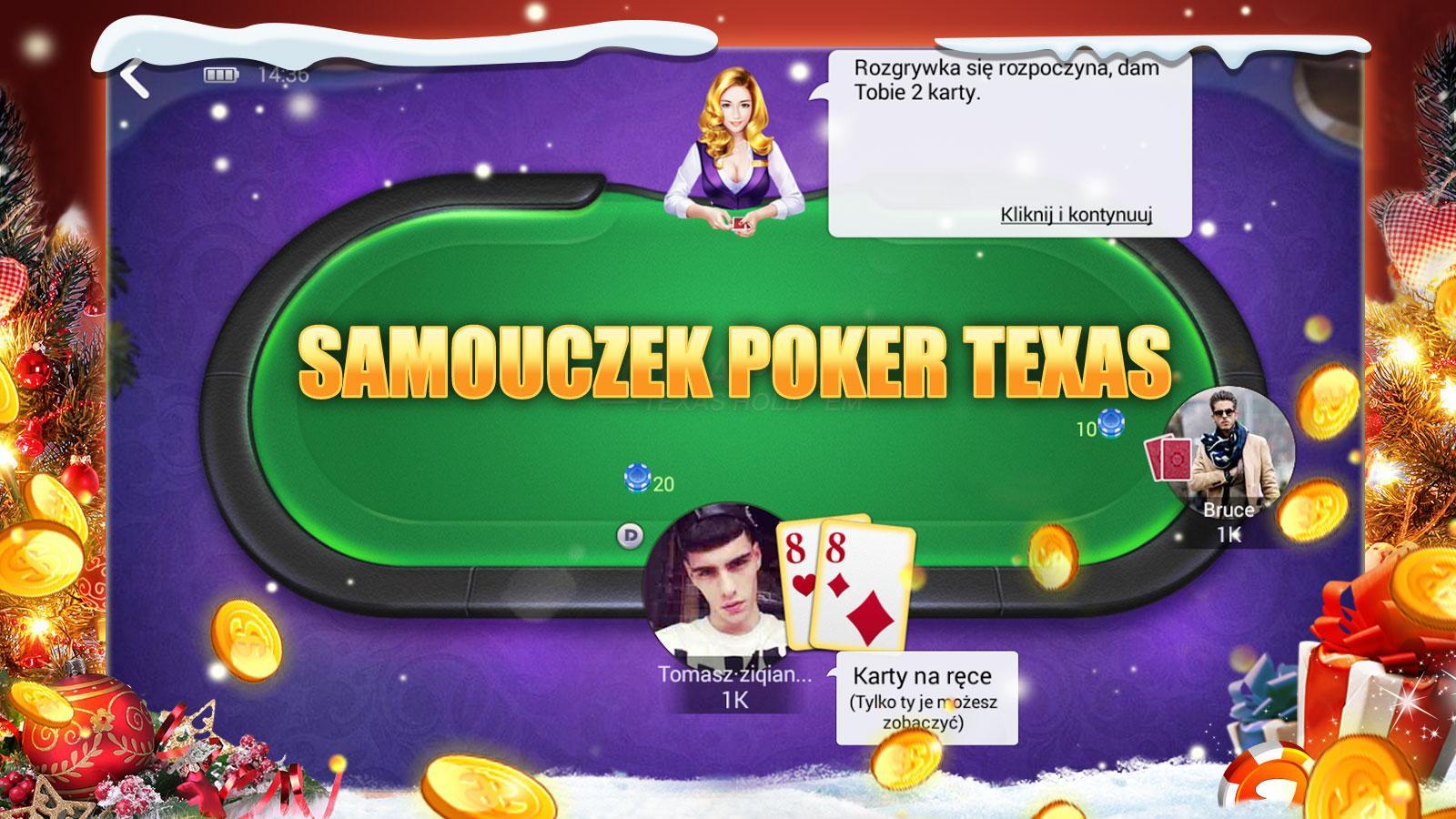 Poker Texas Polski