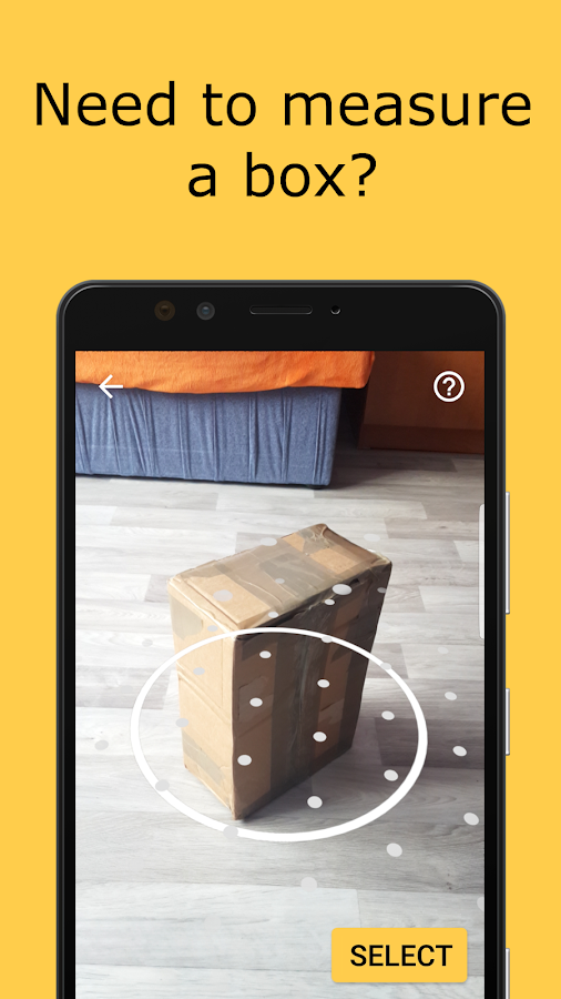 AR measure - Automatic augmented reality measuring 1 1 1 APK