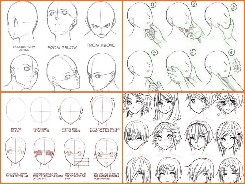 drawing anime step by steps 10 screenshot 8