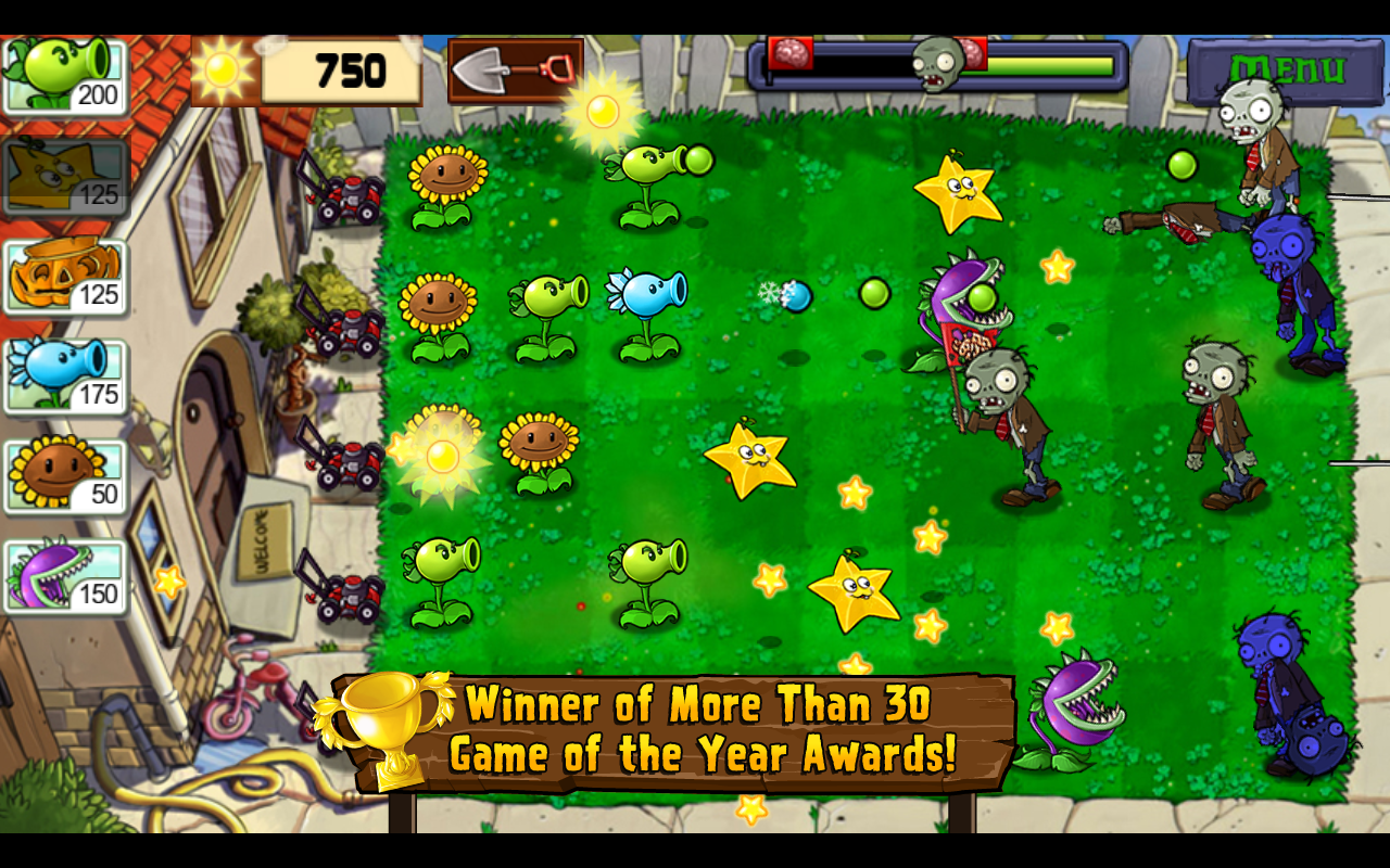 Приложения в Google Play – Plants vs. Zombies™ …