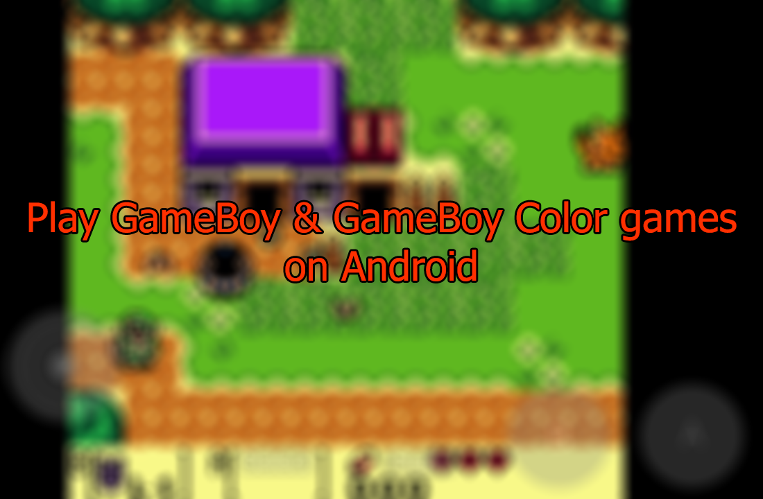 Gameboy color emulator online -  Emulator For Gba Gbc Pro 3 0 Screenshot 3