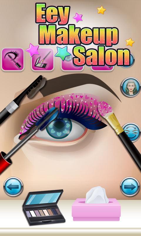 Makeup games for kids
