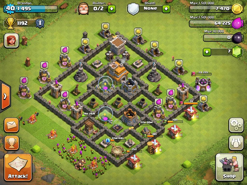 maps of clash of clans th  screenshot  . maps of clash of clans th  apk download  android Стиль жизни