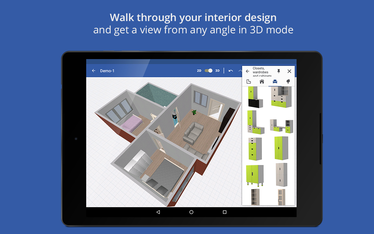 Home Planner for IKEA 1.6.3 APK Download - Android Productivity Apps
