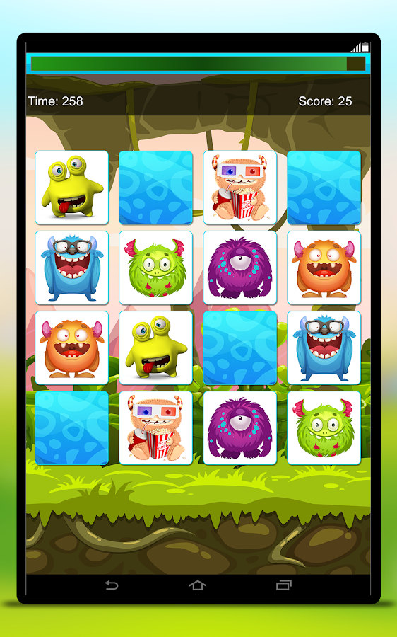 Monsters Game for Kids Free 1 0 APK Download Android