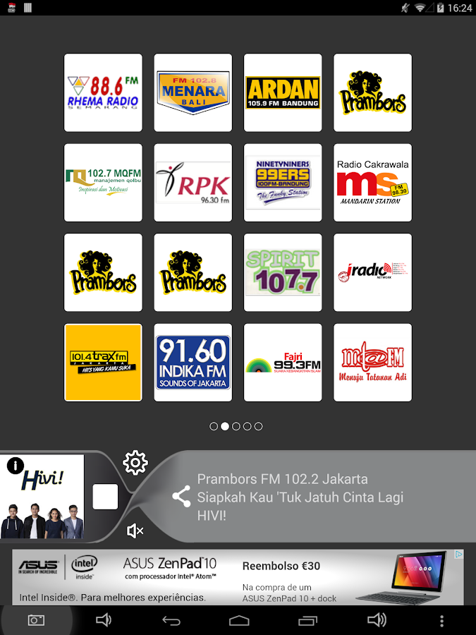 radio online radio indonesia 2 2 5 screenshot 8