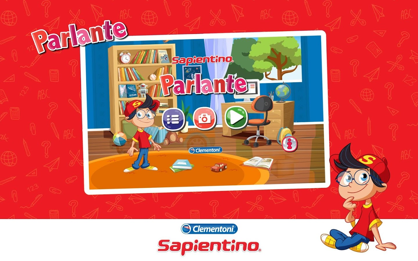Sapientino Parlante 1 0 APK Download Android Educational Games