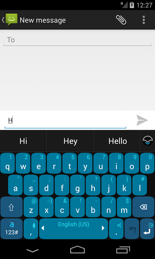 Adaptxt Aero Theme 1 4 APK Download - Android Productivity Apps