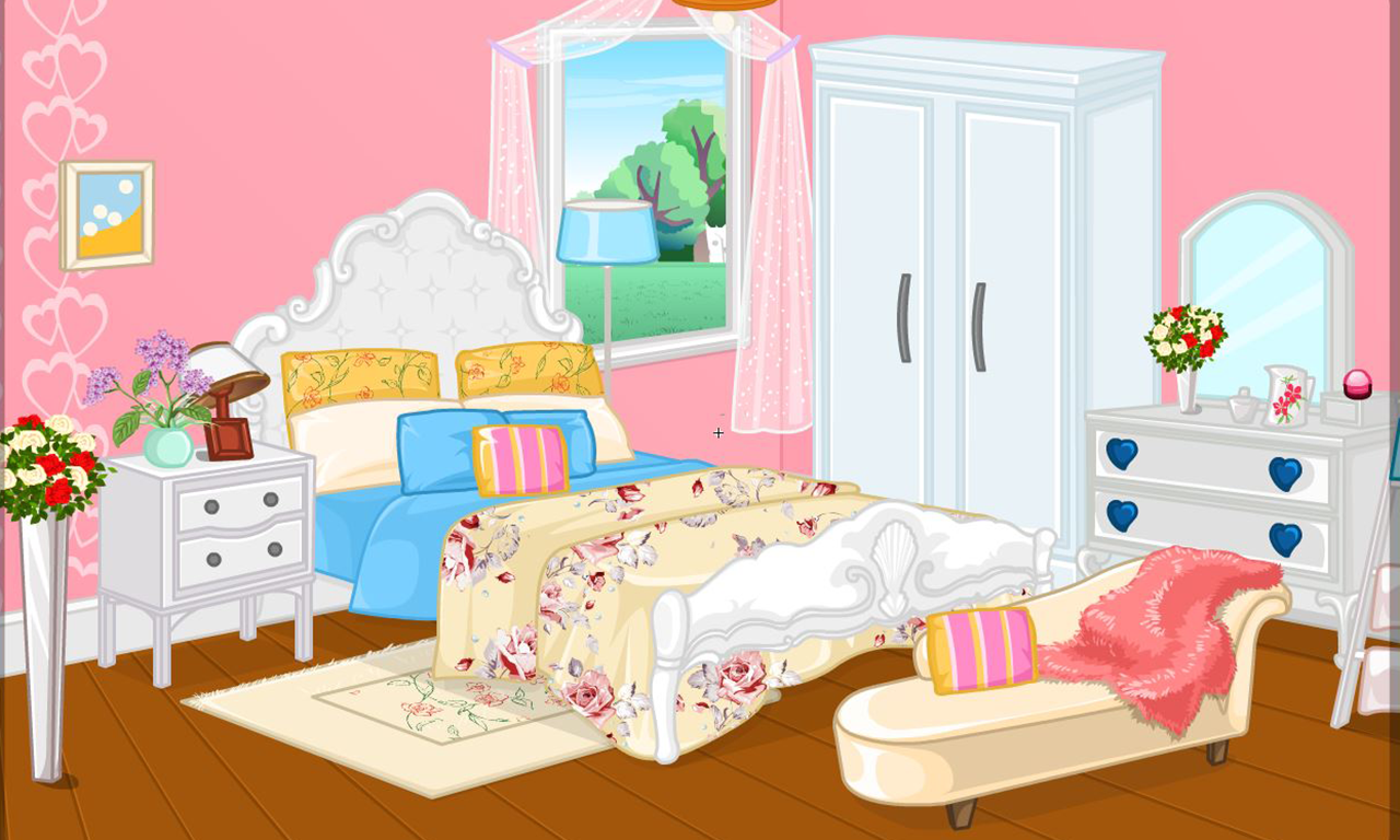 Girly Room Decoration Game Download Girly room decoration game