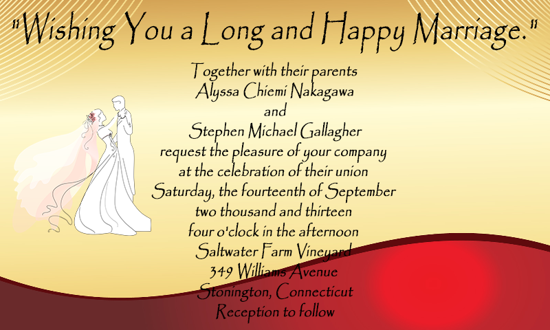 Wedding Invitation Card Download: Wedding Invitation Cards Maker 1.00.10 APK Download