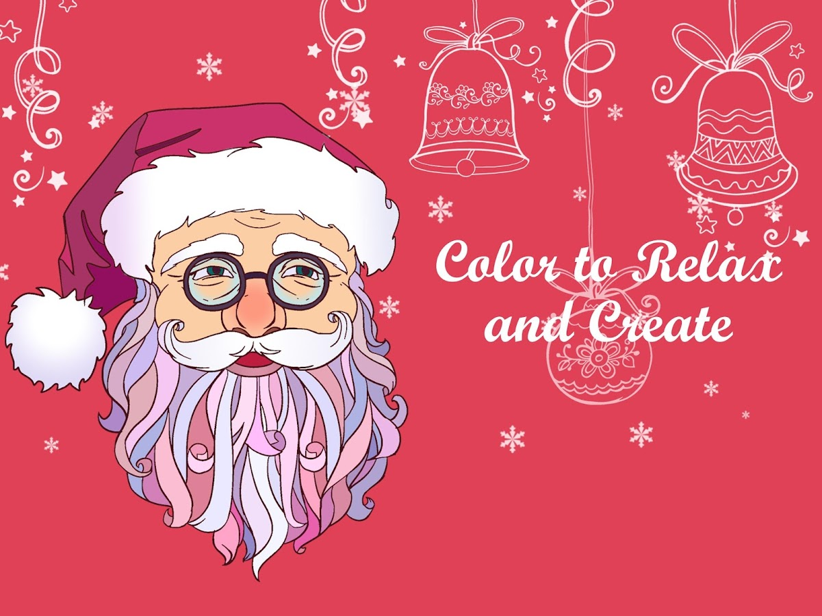 Christmas Coloring Book 2.5.1 APK Download - Android Entertainment Apps