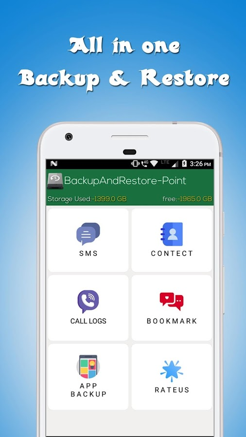 Popular Backup & Restore 4 0 APK Download - Android Tools Apps