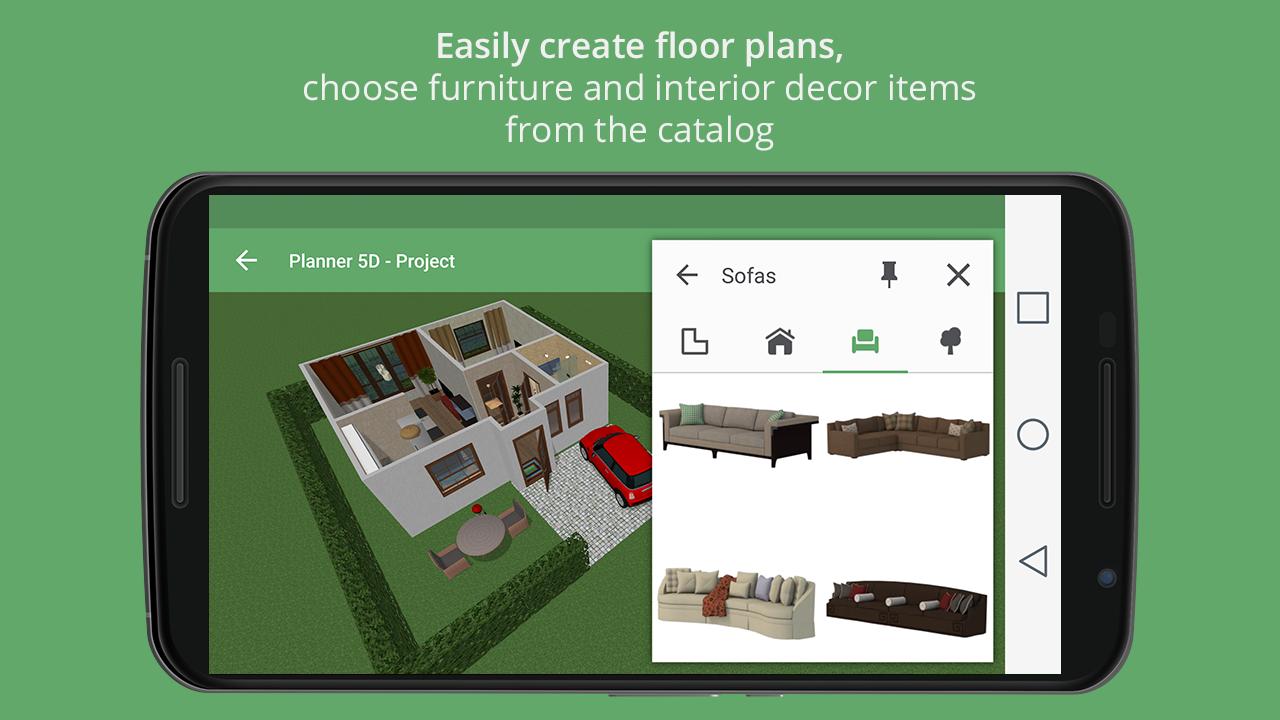 Planner 5d Home Interior Design Creator 1 10 16 X86 Screenshot 1