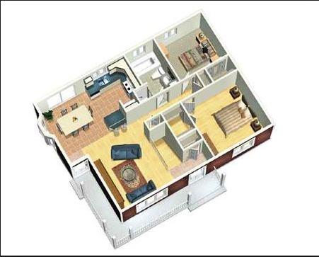 3D Small Home Design 20 APK Download Android Lifestyle