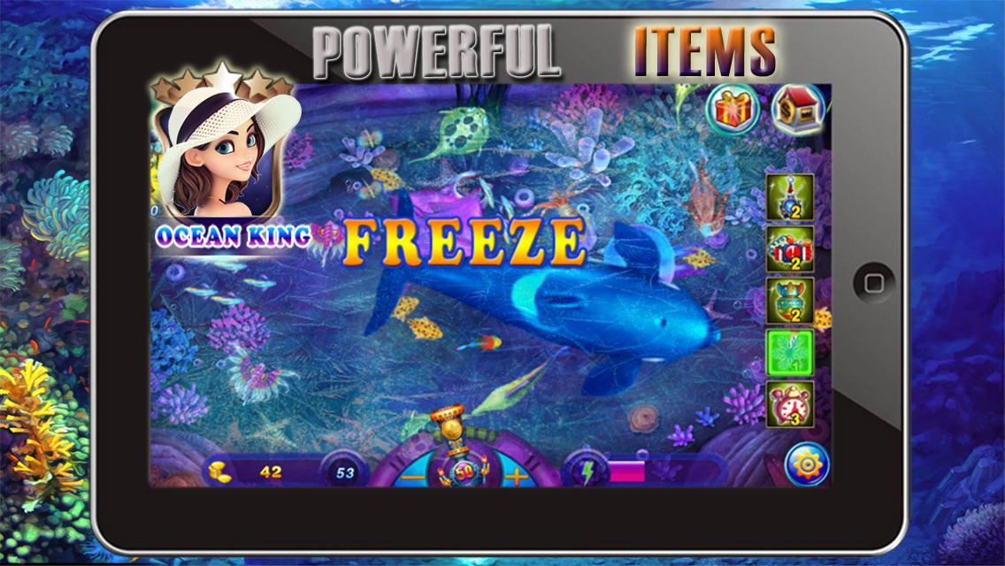 Ocean fish king 1 0 0 1 apk download android arcade games for Ocean king fish game