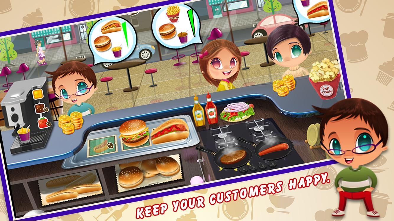 Kitchen Fever Cooking Game 1 11 Screenshot 3