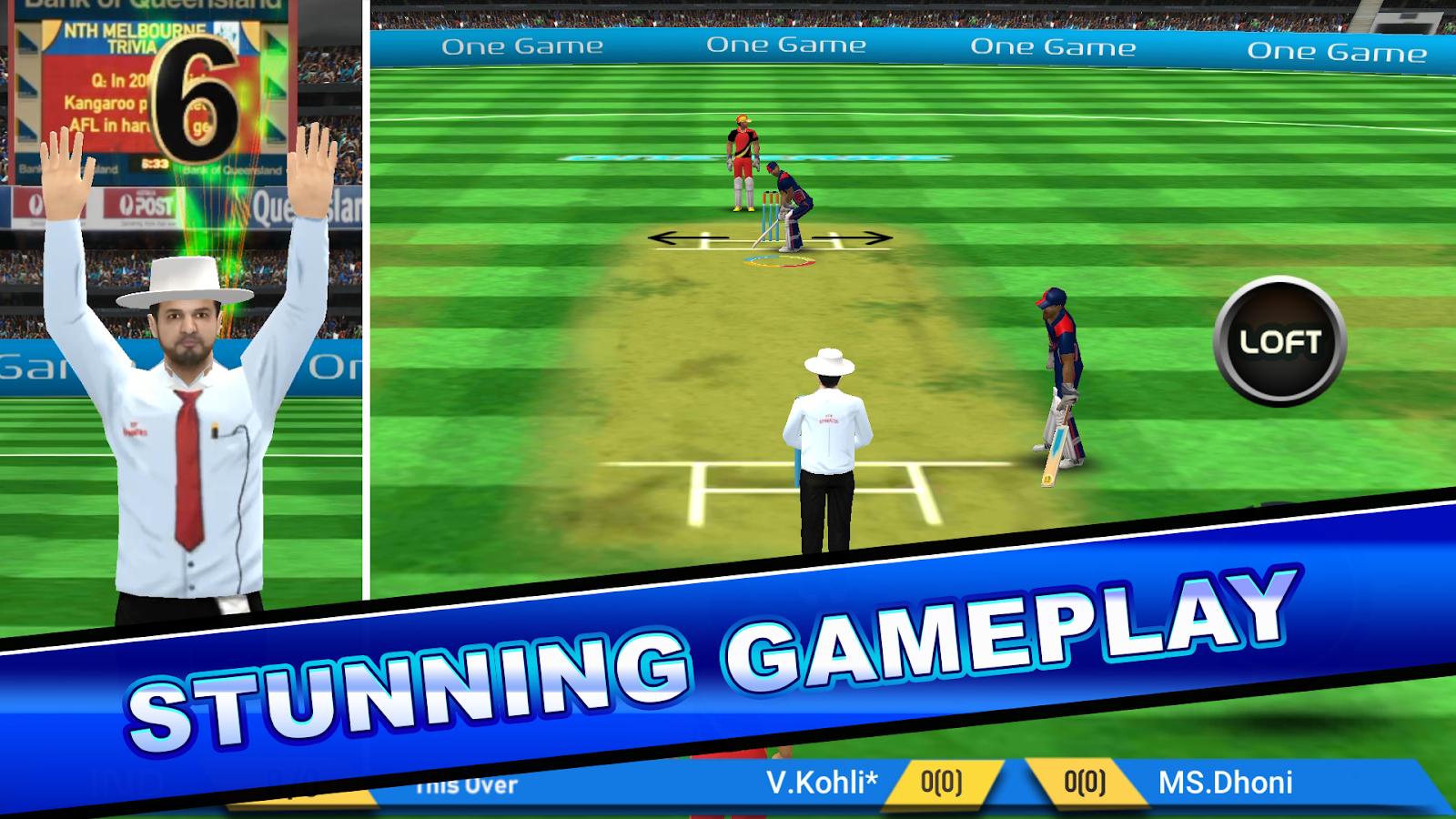 cricket game download apk 2019