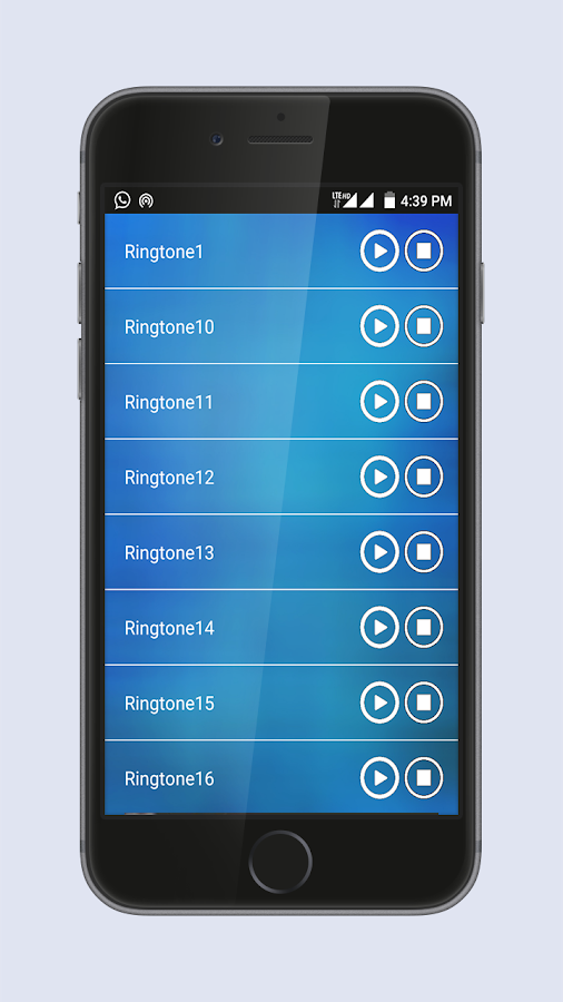 instrumental ringtones for android mobile phone