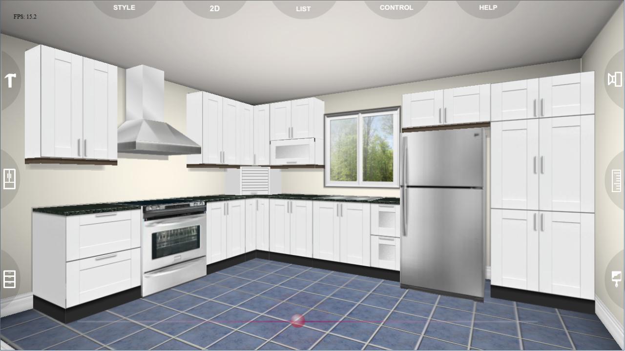 udesignit kitchen 3d planner 3 3 0 apk download android. Black Bedroom Furniture Sets. Home Design Ideas