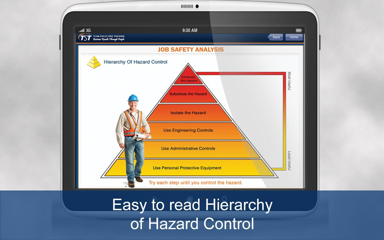 Job Safety Analysis Tablet 10 APK Download Android Business – Job Safety Analysis Form Template