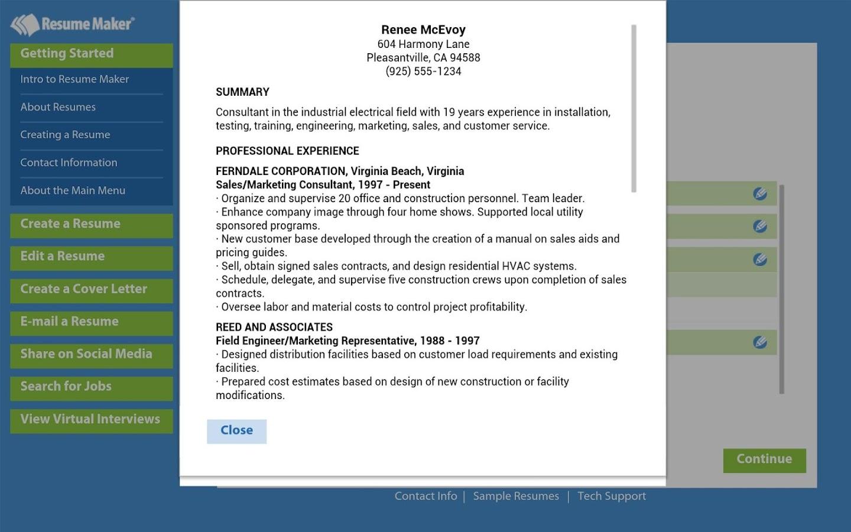 Best Resume Maker Apk