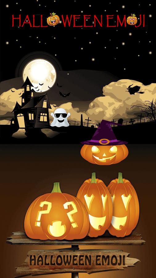 Halloween Pumpkin Sticker F F E