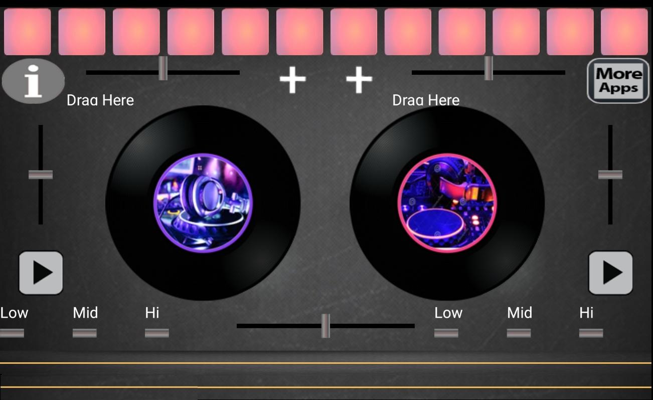 DJ Mix Studio Mobile 1.0 APK Download - Android Music