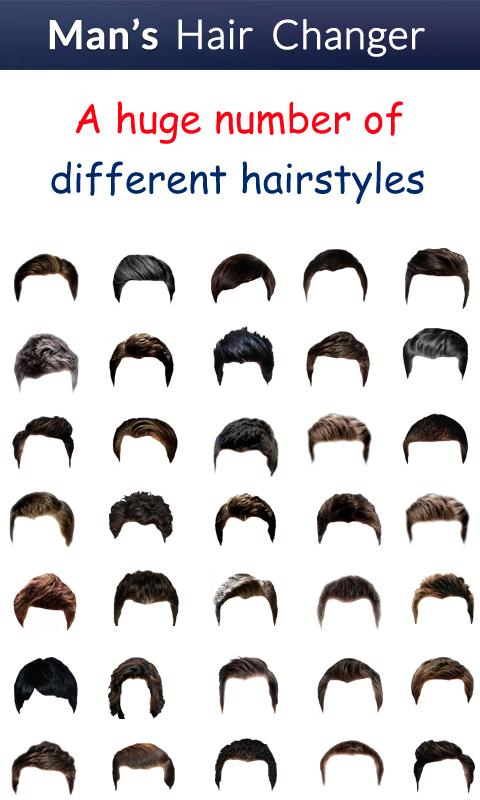 Mans Hair Changer HairStyle APK Download Android - Hairstyle change app download