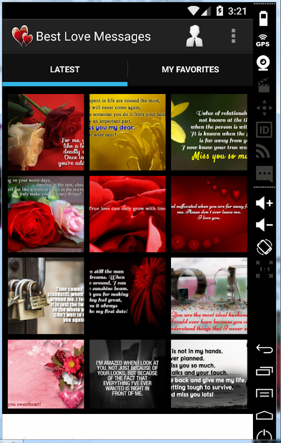 20f2b9540 Romantic love pics & quotes 3.0 APK Download - Android Photography Apps