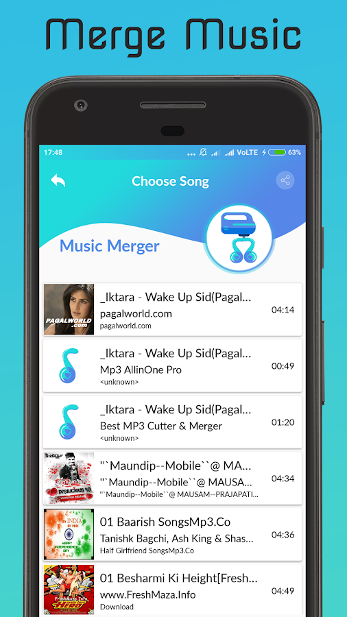 Best MP3 Cutter & Merger 1 0 4 APK Download - Android Music & Audio Apps