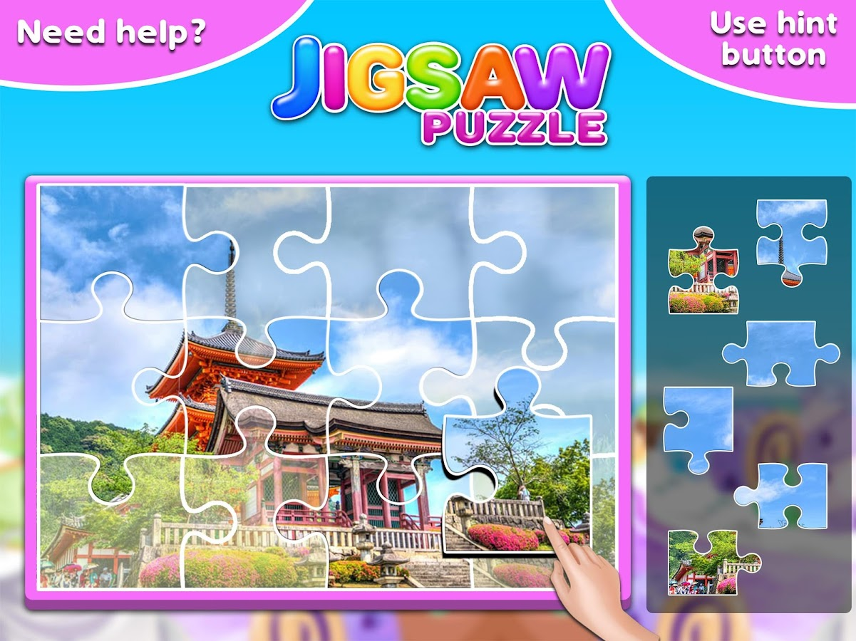 Princess Castle Jigsaw Puzzle 1 0 APK Download Android